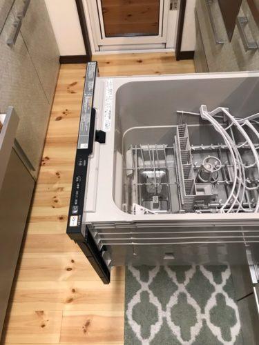 クリナップ食洗機45cm