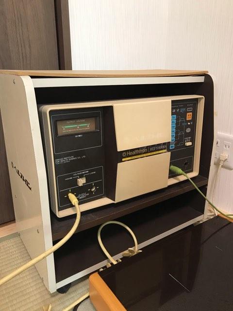 ヘルストロン電位治療器本体